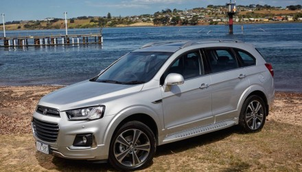2016 Holden Captiva revealed, on sale in Australia early next year