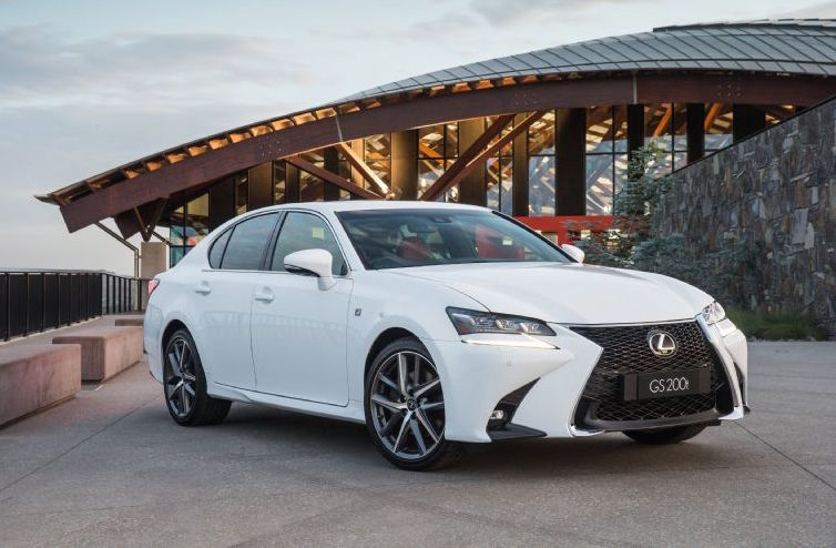 lexus rc 200t gs 200t on sale in australia with 2016 updates performancedrive. Black Bedroom Furniture Sets. Home Design Ideas