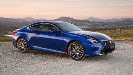 Lexus RC 200t & GS 200t on sale in Australia, with 2016 updates