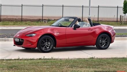 2016 Mazda MX-5 GT 1.5L review (video)