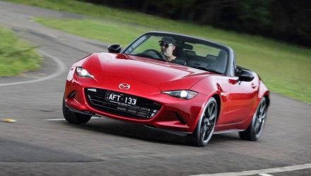 2016 Mazda MX-5 2.0L now on sale in Australia from $34,490