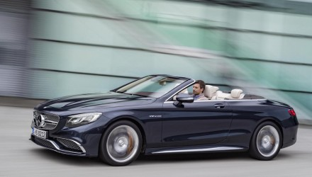 2016 Mercedes-AMG S 65 Cabriolet revealed; 1000Nm V12 drop-top