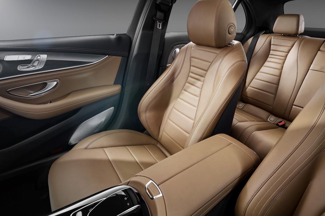 2016 mercedes benz e class interior revealed for Mercedes benz e350 interior