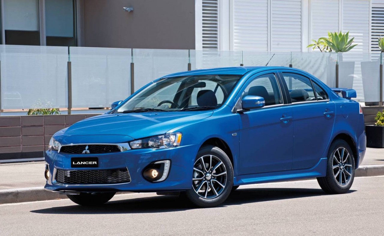 2016 Mitsubishi Lancer On Sale In Australia From 19 500