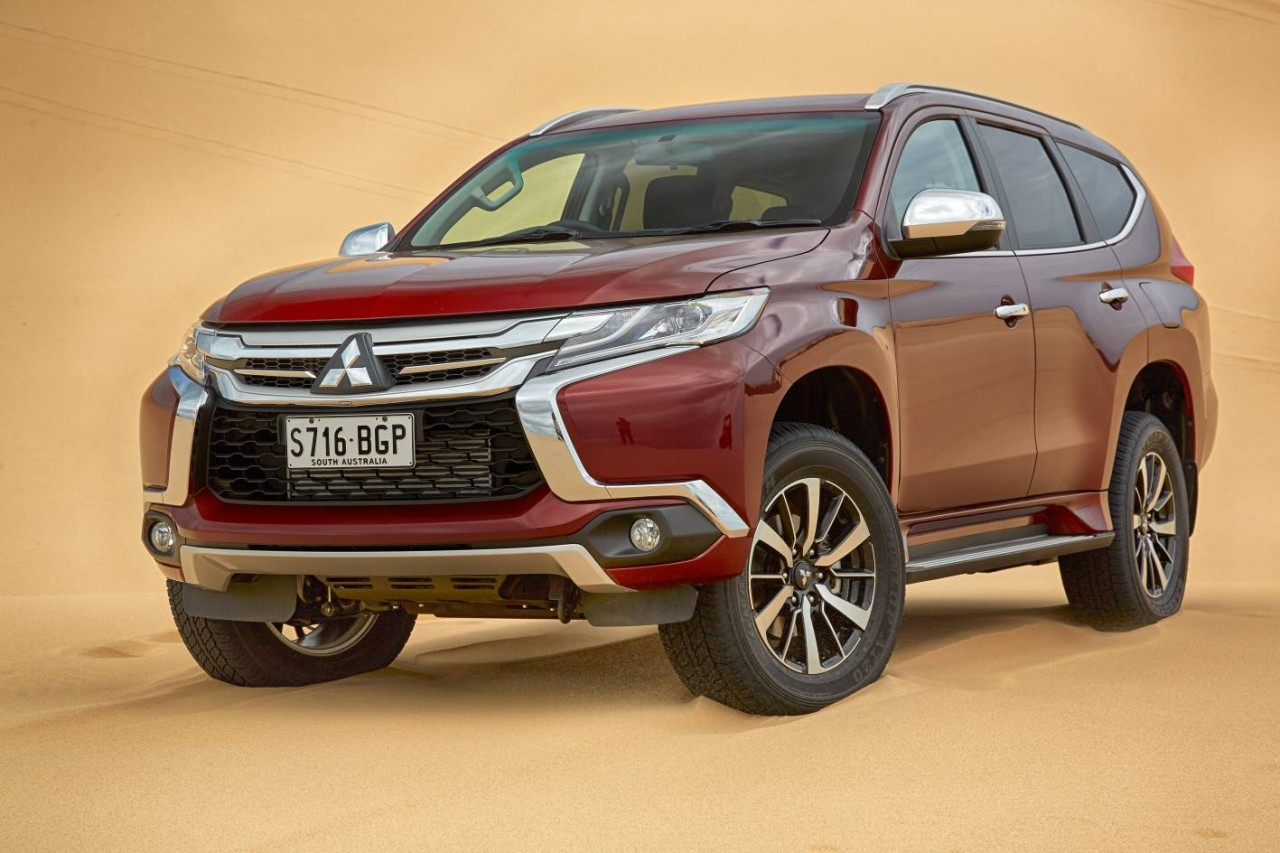 2016 mitsubishi pajero sport on sale in australia from 45 000 performancedrive. Black Bedroom Furniture Sets. Home Design Ideas