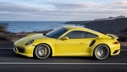 2016 Porsche 911 Turbo on sale in Australia from $384,900
