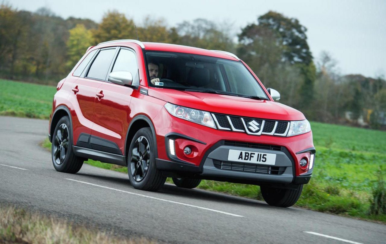 suzuki vitara turbo confirmed for australia arrives q2 2016 performancedrive. Black Bedroom Furniture Sets. Home Design Ideas