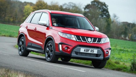 Suzuki Vitara Turbo confirmed for Australia, arrives Q2 2016
