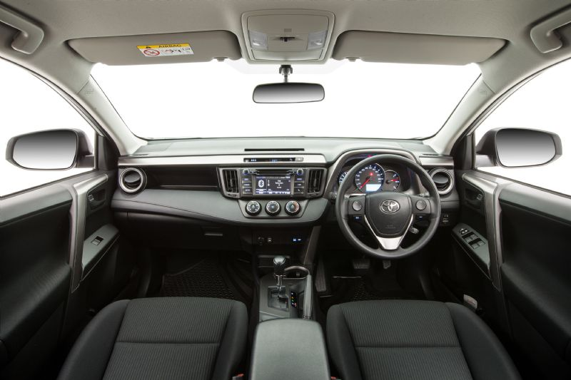 Updated 2016 Toyota RAV4 on sale in Australia from $27,990 ...