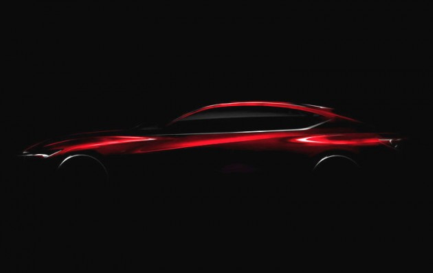 Acura Precision concept-preview