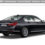 BMW M760Li M Performance variant confirmed by online configurator