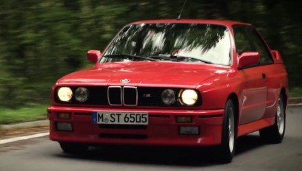 Video: Everything about the E30 BMW M3 – 1 of 5-part series