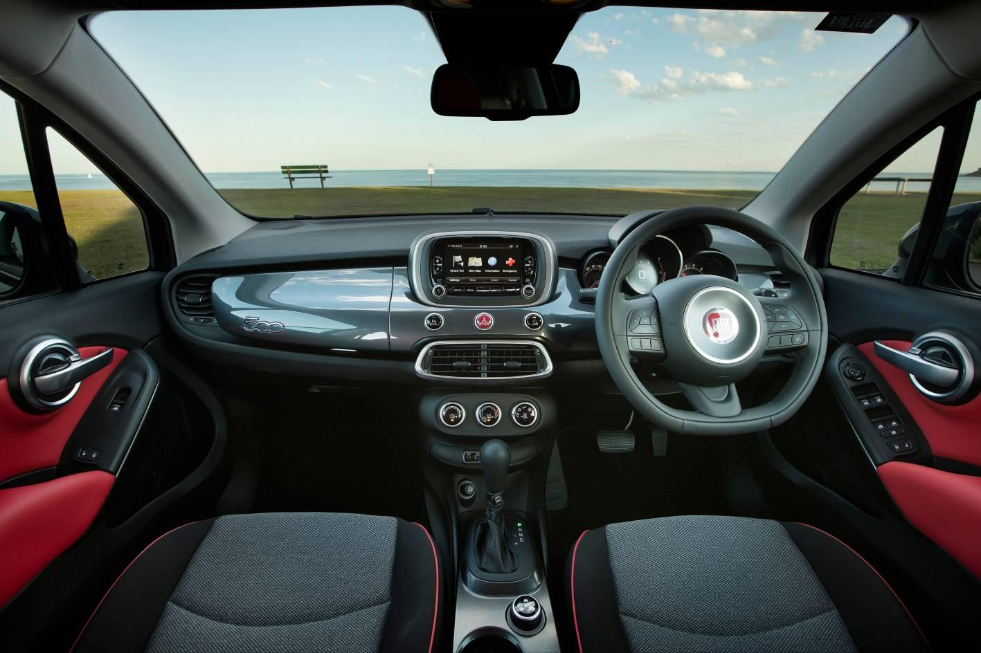 Superior Fiat 500X Interior Ideas