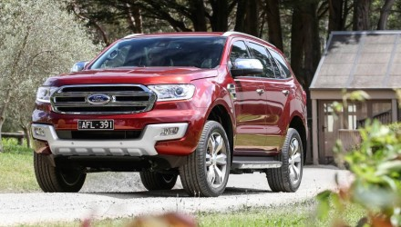 "Ford Everest fire a one-off event, ""not a systemic failure"""