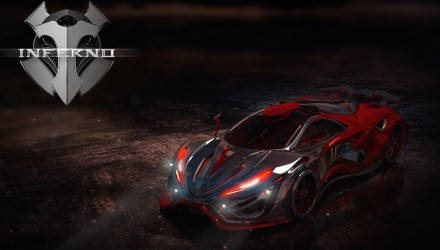Mexican-Italian 'Inferno' previewed, pitched as 1400hp supercar