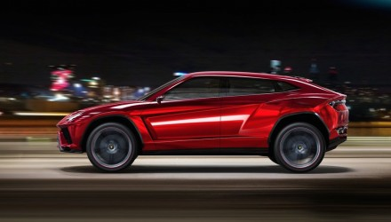 Lamborghini Urus SUV to come with bespoke twin-turbo V8