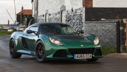 Lotus Exige Sport 350 revealed; fastest, lightest ever