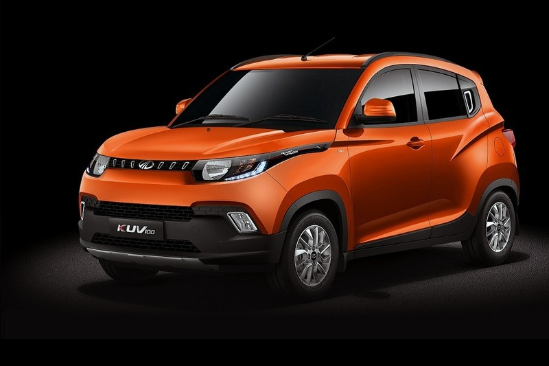 Honda Utility Vehicle >> Mahindra KUV100 revealed, new compact SUV for India   PerformanceDrive