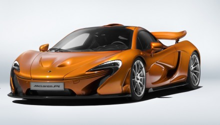 McLaren P1 production ends, 375 in total