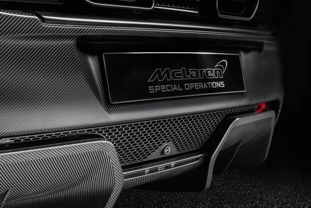 McLaren Special Operations