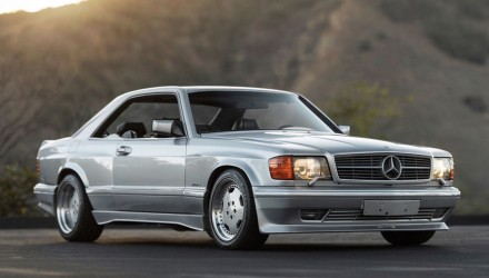 For Sale: 1989 Mercedes-Benz 560 SEC Wide Body AMG with 6L V8