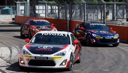 Toyota 86 Racing Series previewed at Sydney 500