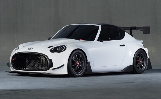 Toyota S-FR Racing Concept-front