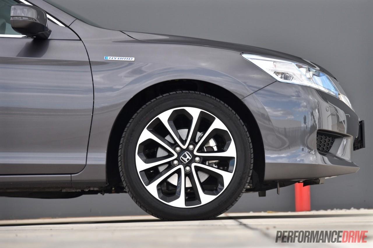 Honda Accord Sport Hybrid Review Video Performancedrive
