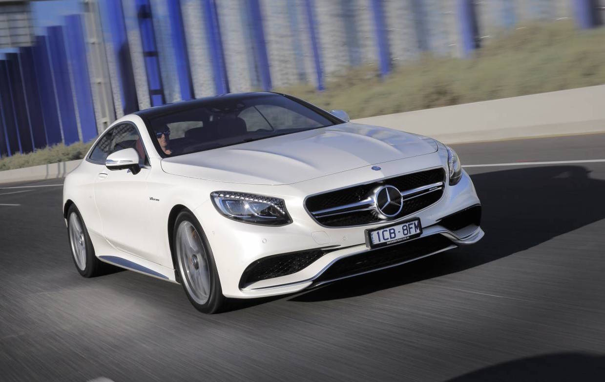 Australians Buying More Luxury Cars, Mercedes King Of 2015
