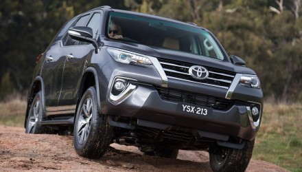 Toyota remains global sales king in 2015, sells over 10 million