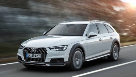 2016 Audi A4 Allroad unveiled at Detroit, on sale in Australia Q3
