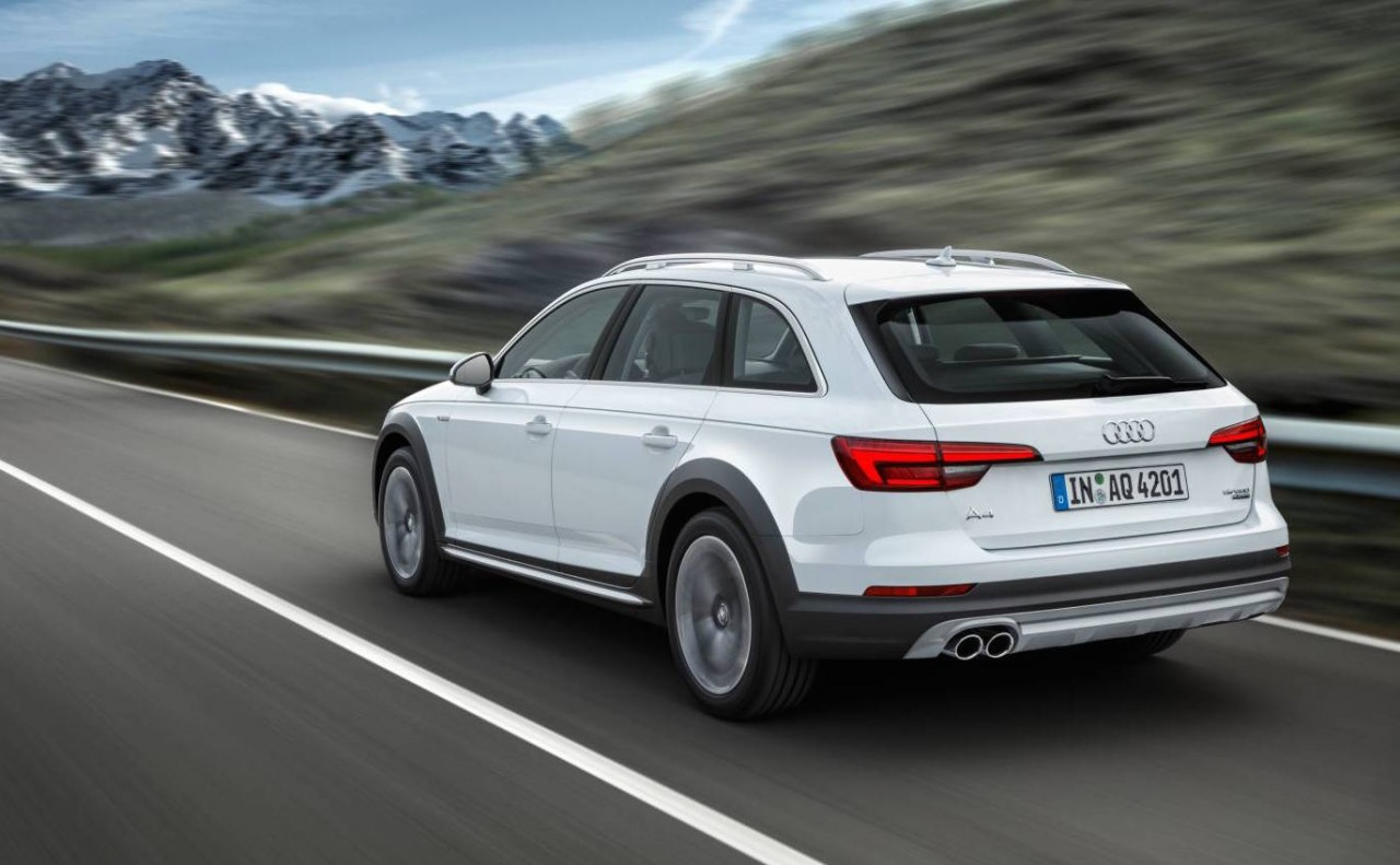 2016 audi a4 allroad unveiled at detroit on sale in australia q3 performancedrive. Black Bedroom Furniture Sets. Home Design Ideas
