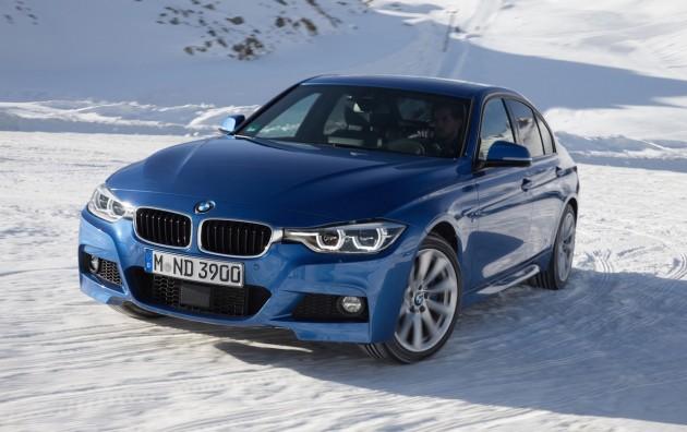 2016 BMW 325d