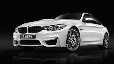 BMW M3 & M4 Competition pack confirmed for Australia