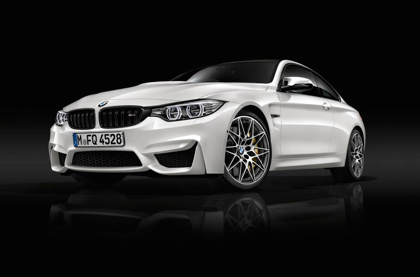 2016 Bmw M3 Amp M4 Competition Pack Revealed Boosted To