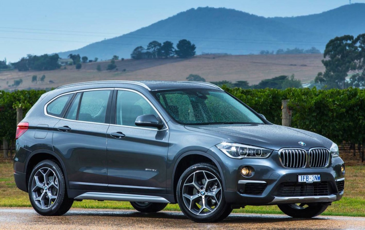 2016 bmw x1 sdrive18d sdrive20i added to australian lineup performancedrive. Black Bedroom Furniture Sets. Home Design Ideas