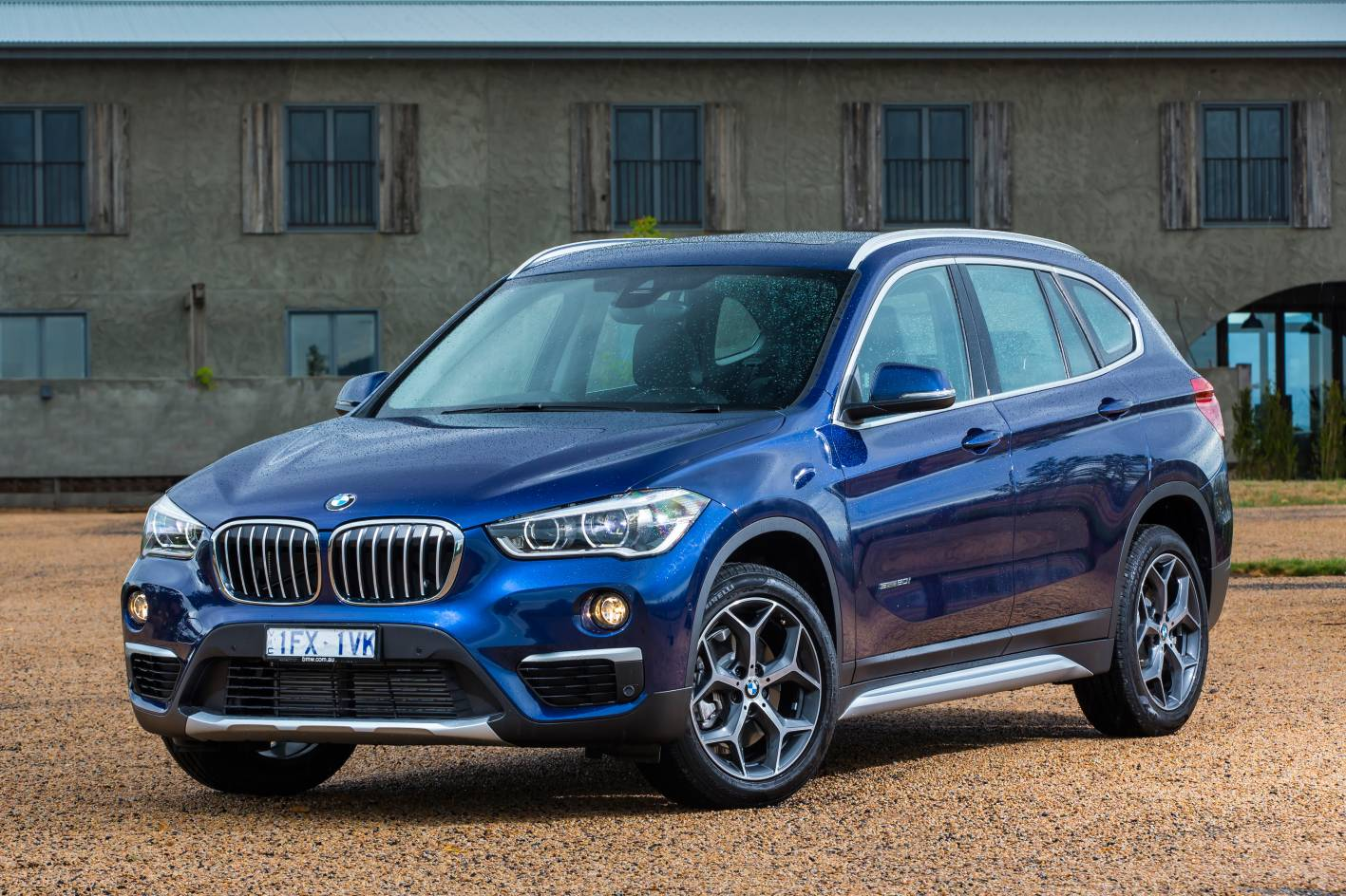 2016 Bmw X1 Sdrive18d Amp Sdrive20i Added To Australian