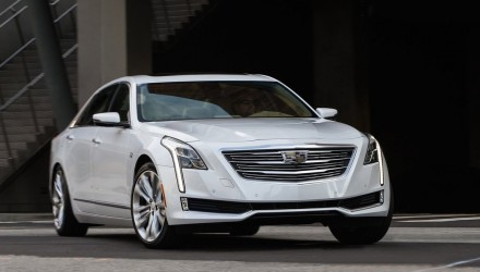 Cadillac CT6 to debut new GM 4.2-litre twin-turbo V8 – report