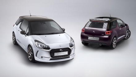 2016 Citroen DS 3 revealed, 154kW Performance variant added