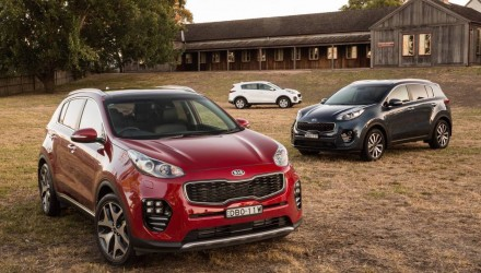 2016 Kia Sportage on sale in Australia from $28,990