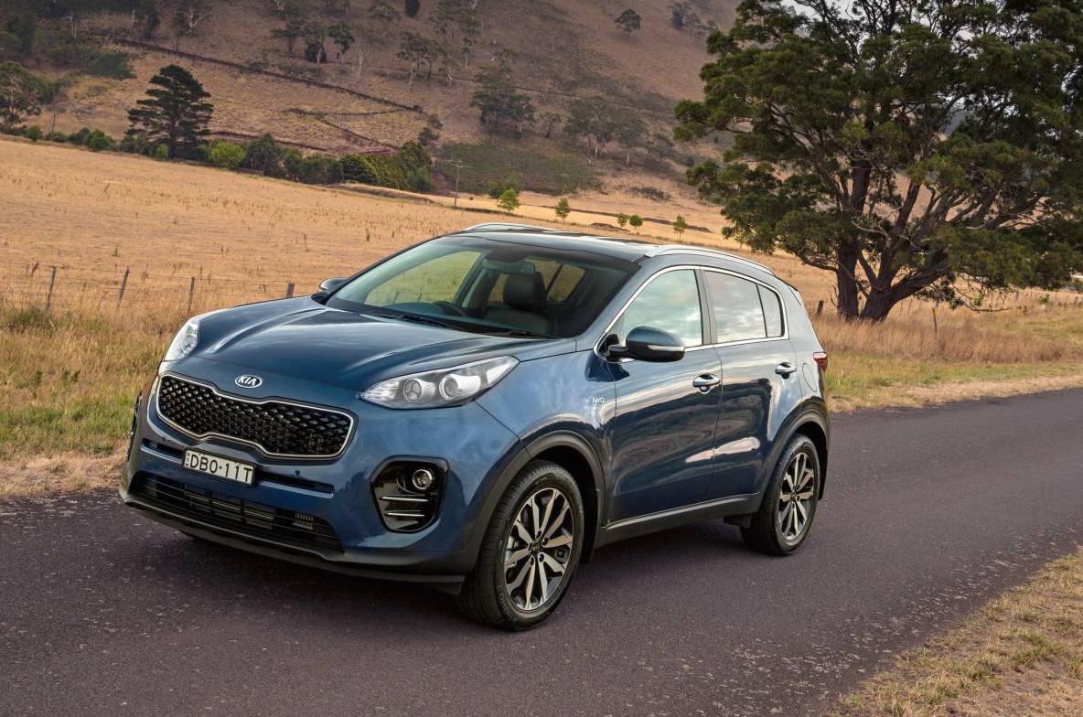 2016 kia sportage on sale in australia from 28 990. Black Bedroom Furniture Sets. Home Design Ideas