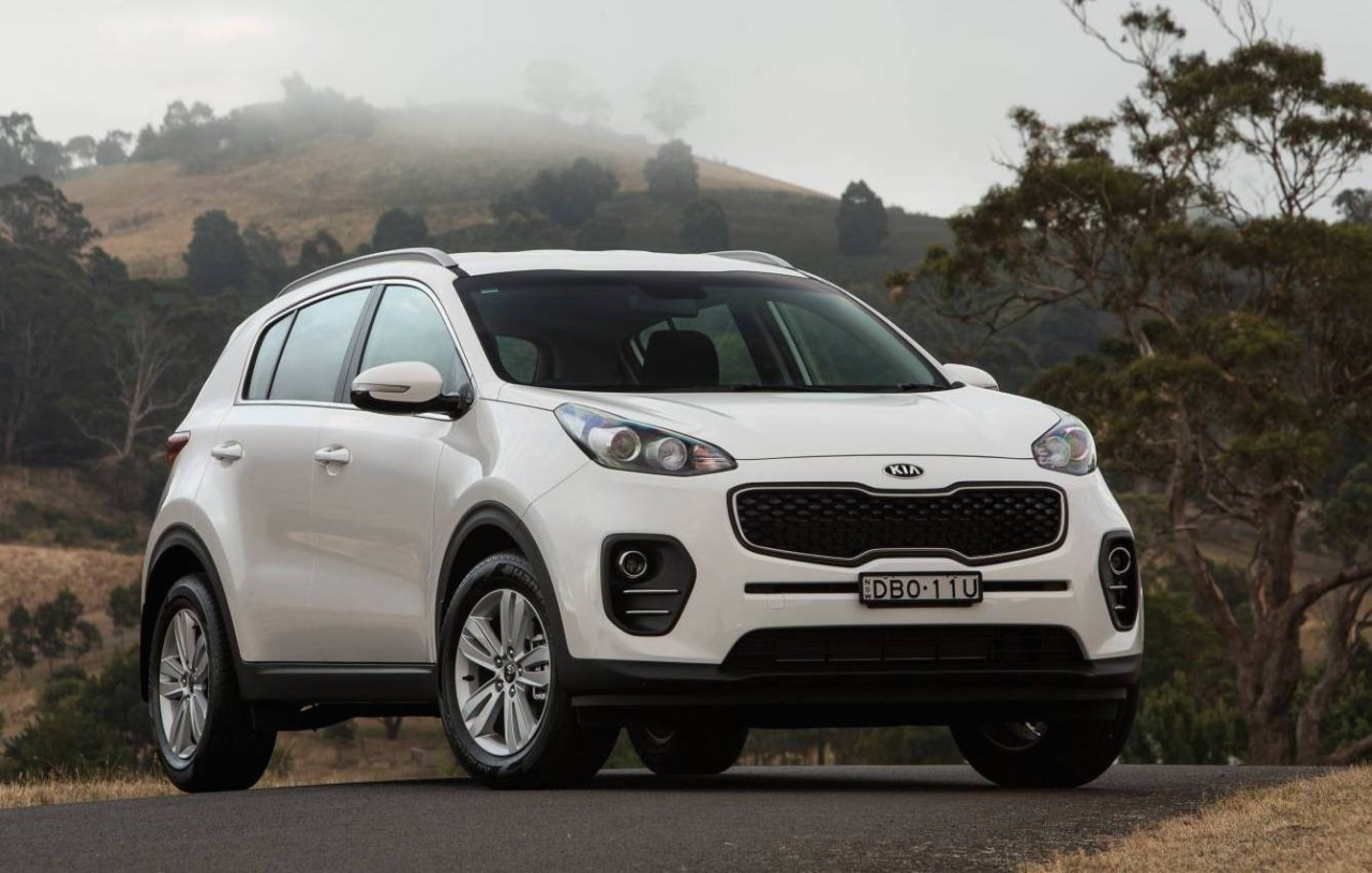 2016 kia sportage on sale in australia from 28 990 performancedrive. Black Bedroom Furniture Sets. Home Design Ideas