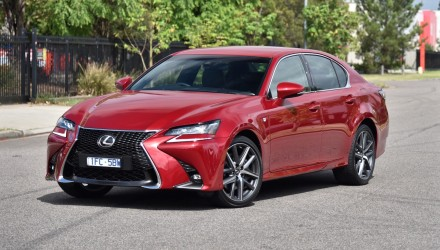 2016 Lexus GS 200t F Sport review (video)