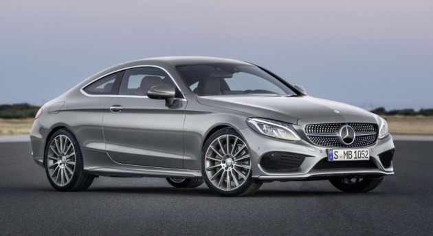2016-Mercedes-Benz-C-Class-Coupe-silver-1280x757