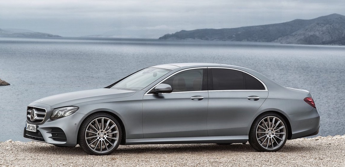 2016 mercedes benz e class officially revealed. Black Bedroom Furniture Sets. Home Design Ideas