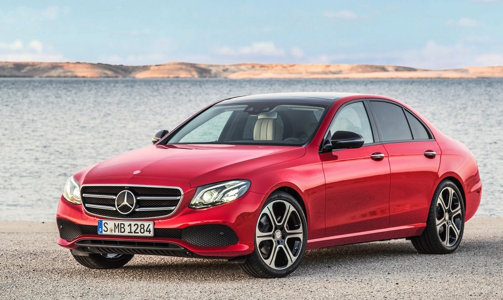 2016 mercedes benz e class officially revealed performancedrive. Black Bedroom Furniture Sets. Home Design Ideas