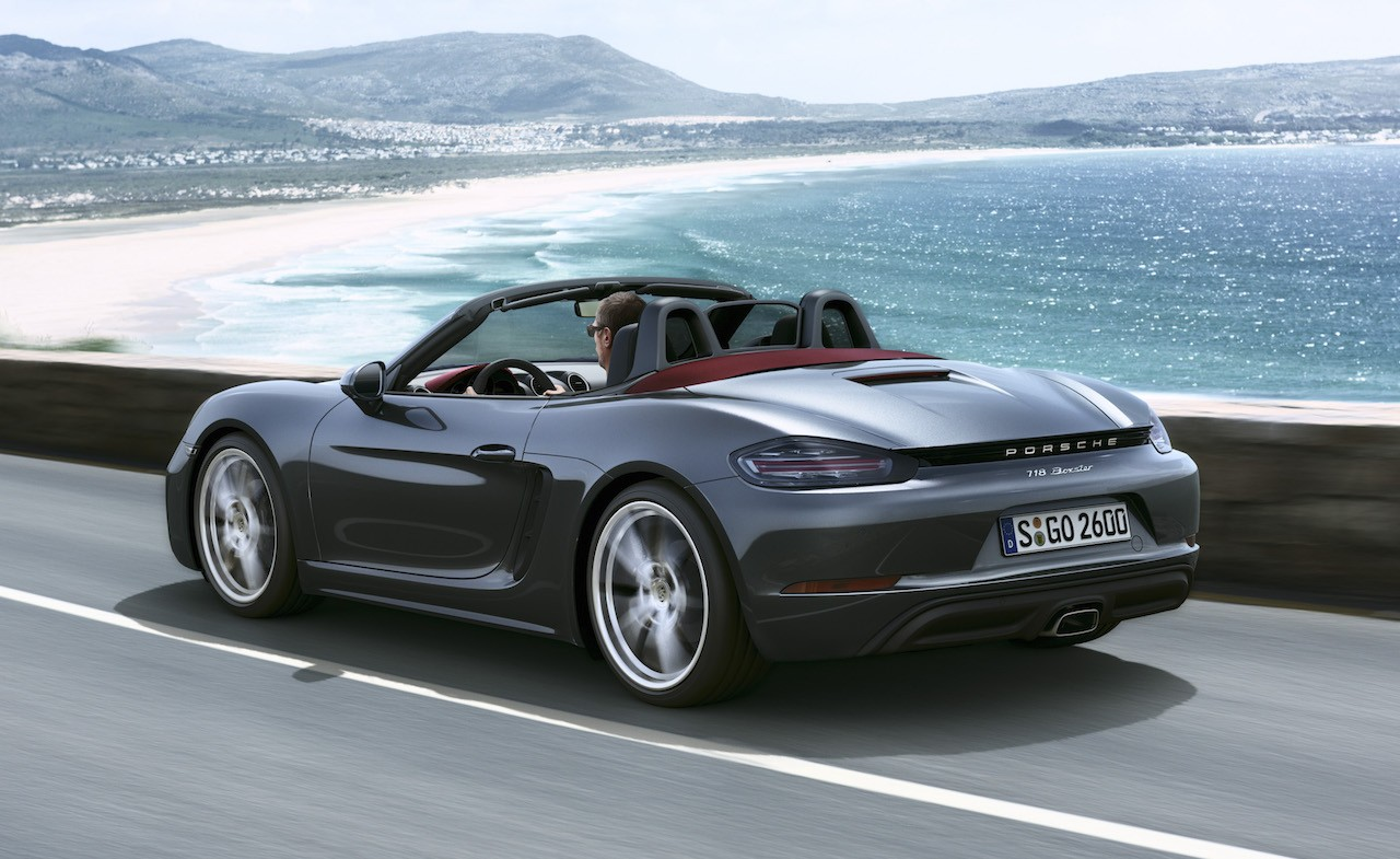 2016 porsche 718 boxster on sale in australia from. Black Bedroom Furniture Sets. Home Design Ideas