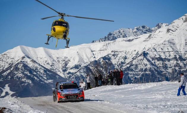 2016 Rallye Monte-Carlo Hyundai i20-
