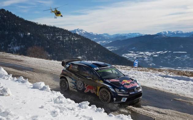 Rallye Monte Carlo 2016-Volkswagen
