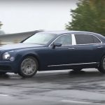 2017 Bentley Mulsanne update getting long wheelbase option (video)